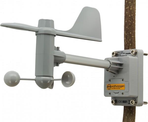 Windgeschwindigkeits Sensor ApiWind-RF3