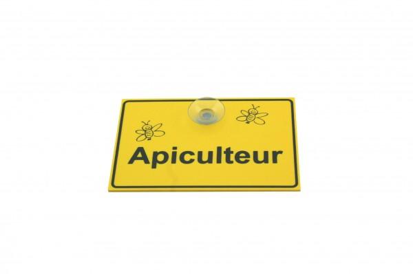 Schild Apiculteur