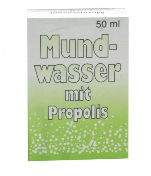 Mundwasser mit Propolis