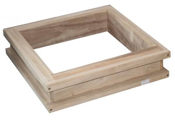 Halbzarge Holz