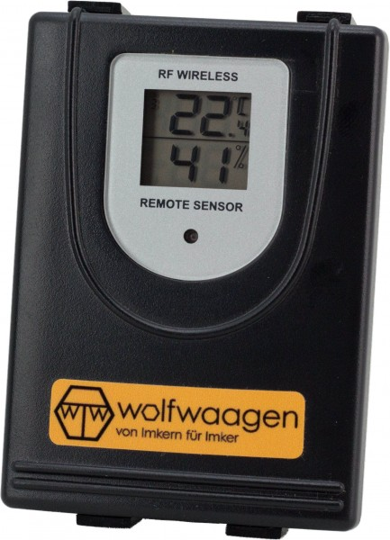Temp.- und Luftfeuchtesensor ApiClimate-RF3