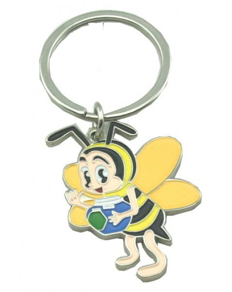 Honigbienen Schlüsselanhänger