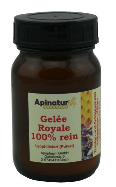 Gelée Royale lyophilisiert