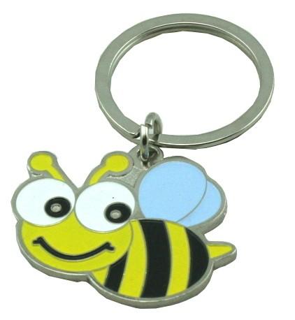 Bienen Schlüsselanhänger