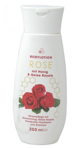Honig-Rose-Körperlotion