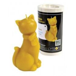 Kerzenform Katze