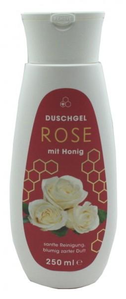 Honig-Rose-Duschgel